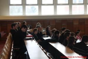 Conférence La parité dans la vie politique Française - Asso. Les Arènes de la République