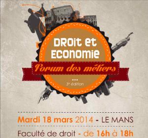 Visuel Forum des métiers 2014