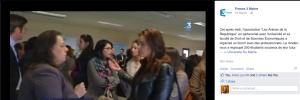 France 3 Maine au Forum des métiers 2015